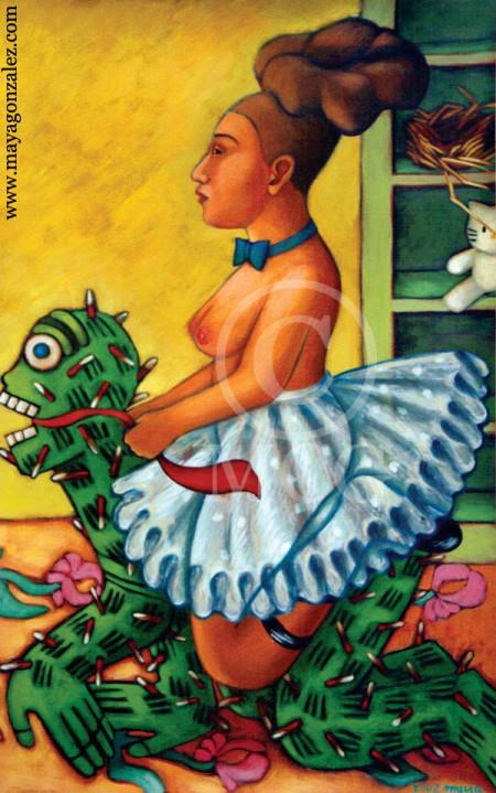 Riding the Cactus