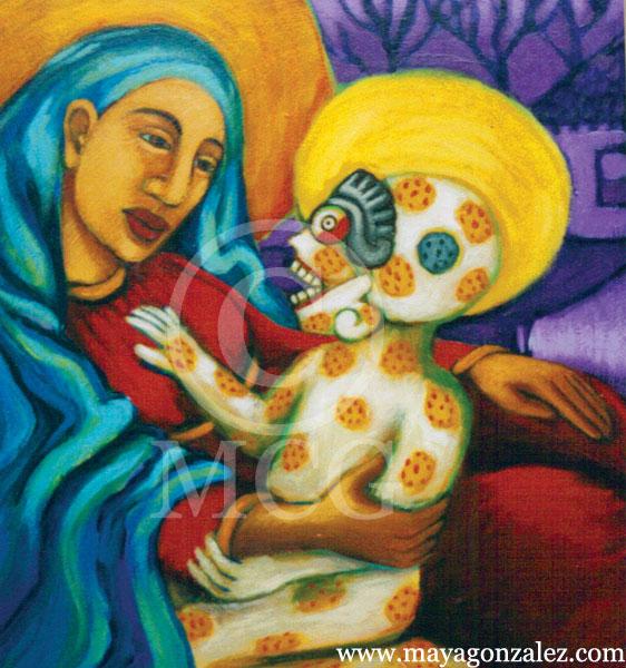 Virgin with Death Baby