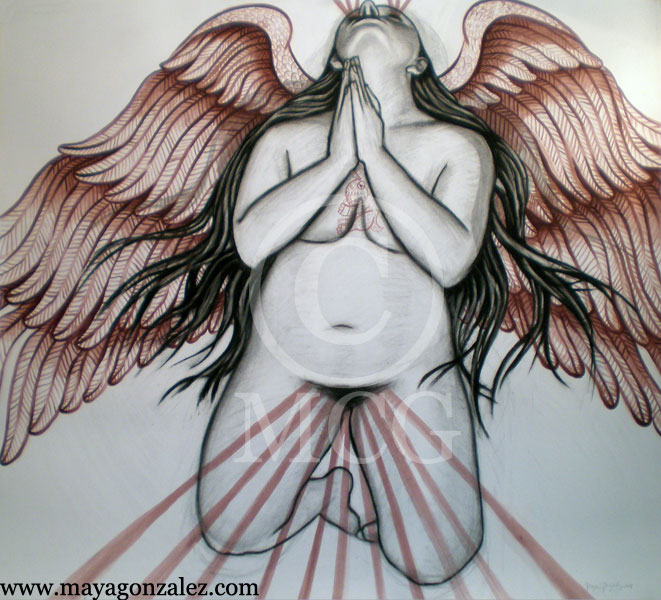 Woman with Wings (Healing Through Series #7)