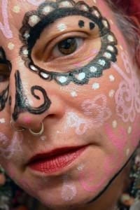 close up deadface