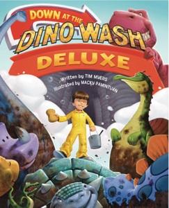 Dino Wash cover