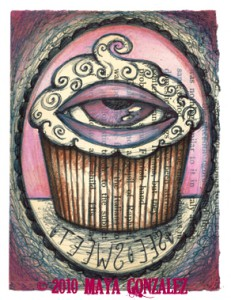 eye of the cupcake copy