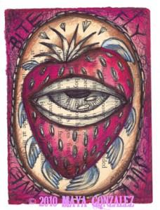strawberry eye copy