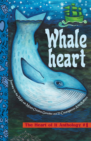 The Simultaneous Release of Whaleheart and WRITE NOW! MAKE BOOKS