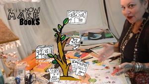 Write Now! Make Books with Maya Gonzalez