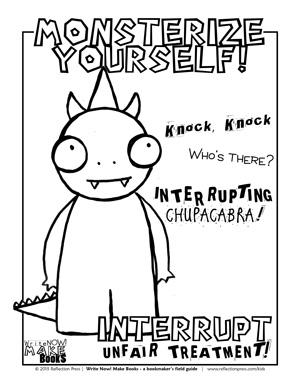 Knock Knock Who S There Interrupting Chupacabra Maya