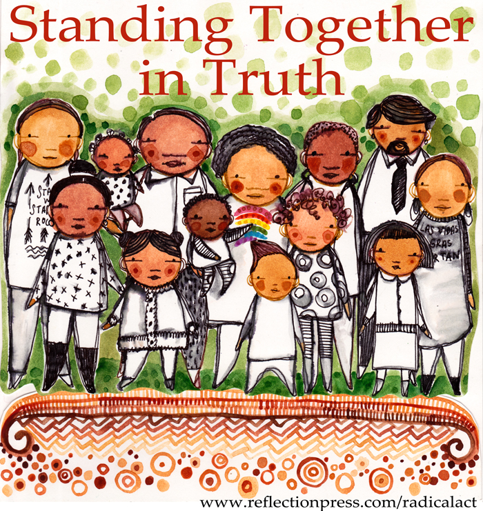 Standing Together in Truth