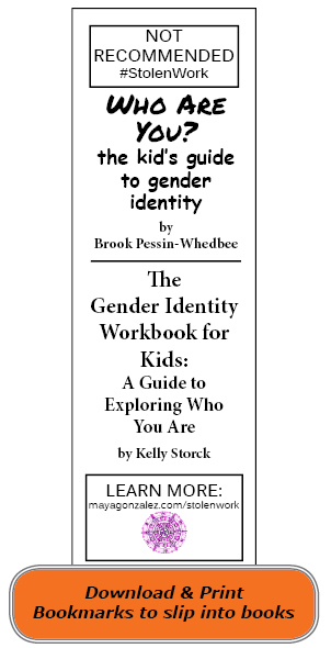 Download bookmark for Who Are You Kids Guide to Gender Identity Pessin-Whedbee and Gender Identity Workbook for Kids Storck