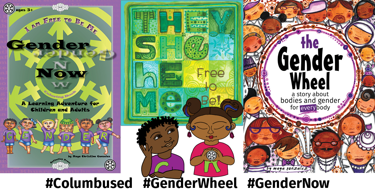 My Gender Work was Stolen in the Children's Book Industry