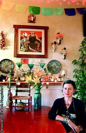 Maya at home
