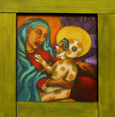 Madonna and Death Baby