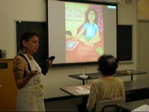 Maya at Conference