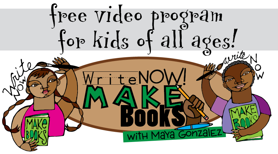 Write Now! Make Books for Kids